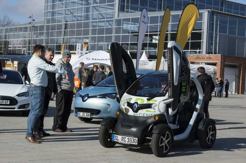 Messe New Energy Husum: E-Mobilität | © Messe Husum & Congress