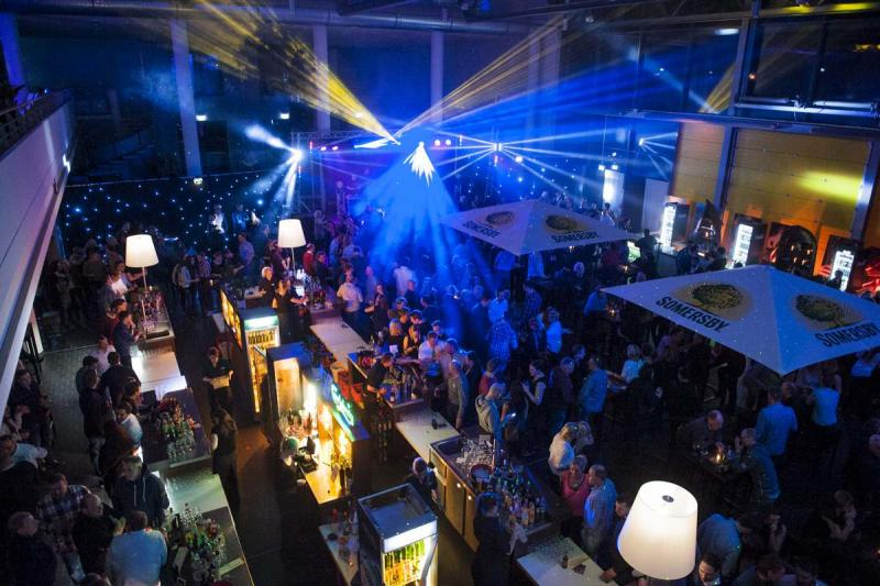 Party im Husumer Kongresszentrum | © Messe Husum & Congress