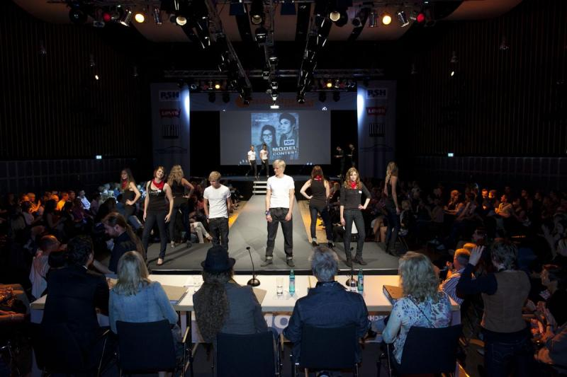 Modecontest im Husumer Kongresszentrum | © Messe Husum & Congress