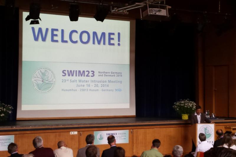 Internationaler SWIM Kongress im Husumhus | © Tourismus und Stadtmarketing Husum GmbH